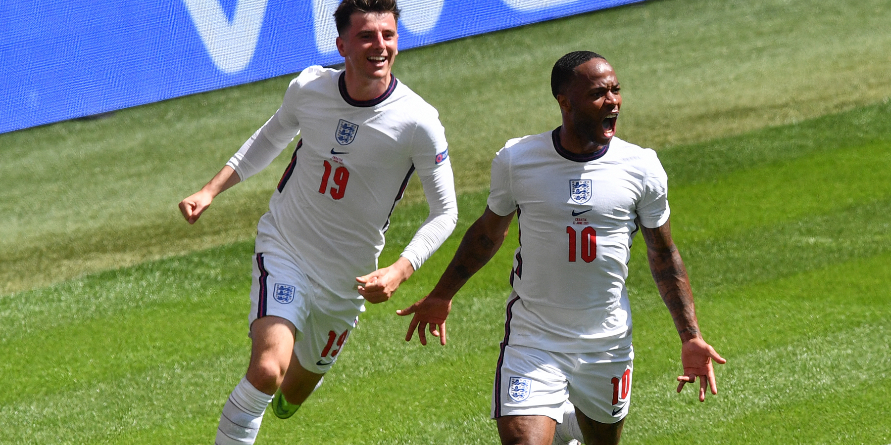 อังกฤษ v โครเอเชีย ผลบอลสด ผลบอล ยูโร 2020