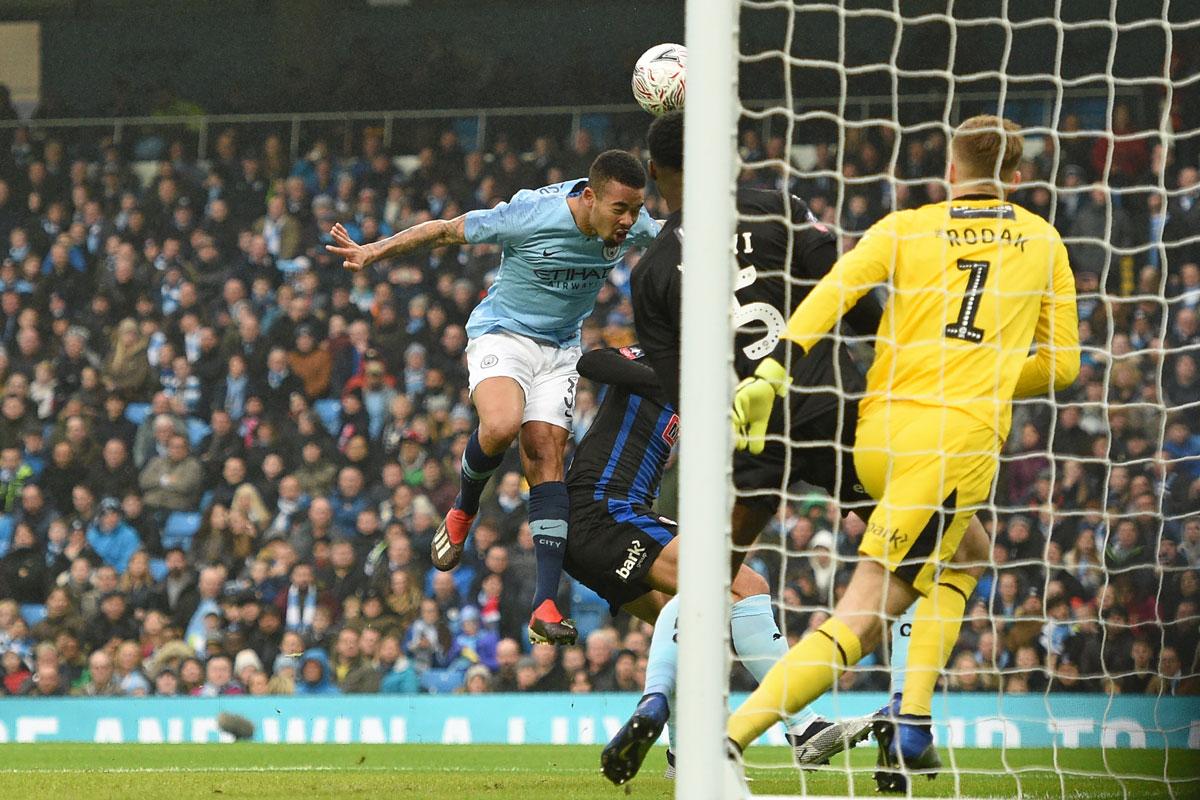 แมนเชสเตอร์ซิตี้: แมนเชสเตอร์ ซิตี้ V Rotherham United ผลบอลสด ผลบอล เอฟเอ คัพ
