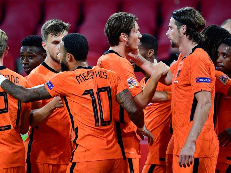 ฮอลแลนด์ v โปแลนด์ ผลบอลสด ผลบอล ยูฟ่า เนชั่นส์ ลีก