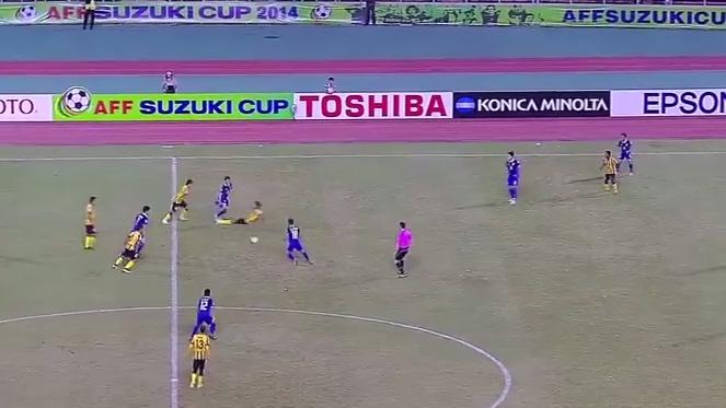 คอมเม้นท์แฟนบอลมาเลเซีย ซูซูกิคัพ ยกไทยเล่นเหมือนบาร์ซ่า