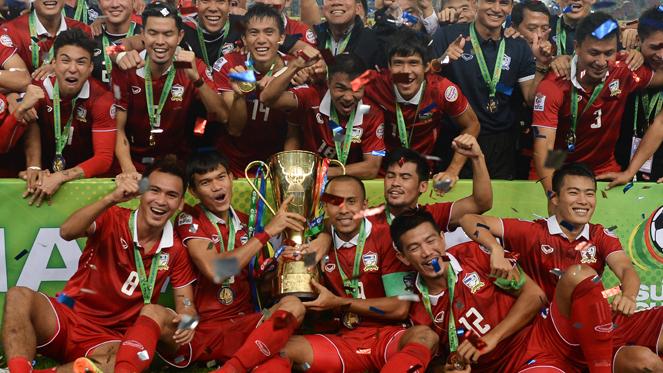 สื่อนอกมองทีมชาติไทยพร้อมก้าวไกลสู่ระดับเอเชีย